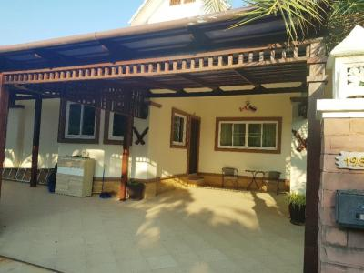 For SaleHouseCha am, Hua Hin : For Sale Baan Phlu Viewla The house is very beautiful. Emerald Hue Village Project with carrying bag in Good price, Good Location, Luxury Pool Villa For Sale in Hua-Hin
