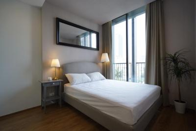 For RentCondoSukhumvit, Asoke, Thonglor : (NEW) For Rent Nice decoration Condo Noble BE33 @BTS Phrom Phong, 35 sq.m 1Bed Fully furnished.