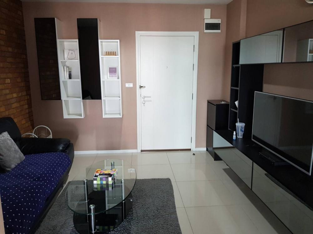 For SaleCondoOnnut, Udomsuk : For sale !! Aspire Sukhumvit48, high floor, 1 bedroom 39 sqm. Only 3.69 MB. Rent throughout.