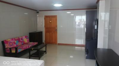 For RentCondoRatchadapisek, Huaikwang, Suttisan : Rent cheap Refurbished, ready to move in, April 2020