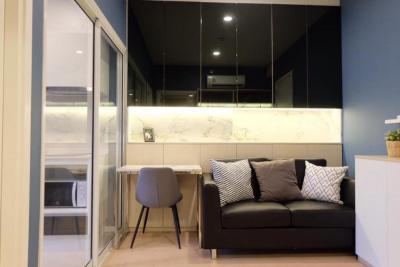 For RentCondoSukhumvit, Asoke, Thonglor : M2045-For Rent Condo The Tree Sukhumvit 71 29.08Sqm. F.16 1Bedroom 1Bathroom Washing Machine @15,000