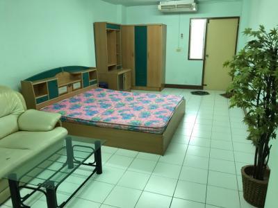 For RentCondoRatchadapisek, Huaikwang, Suttisan : Sell / rent Phraya Pirom Condo, Building B, 8th floor, ready to move in, Ratchadaphisek 36 after Chandrakasem Rajabhat University