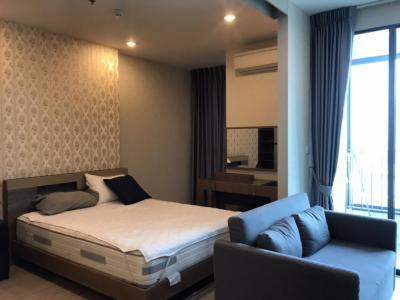For RentCondoSiam Paragon ,Chulalongkorn,Samyan : For rent, Ideo Q Chula-Samyan, 1 bedroom, 19,000 baht, with washing machine, high floor