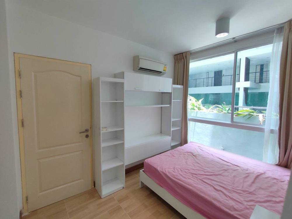 For SaleCondoKasetsart, Ratchayothin : Condo for sale, Bangkok Feliz Vibhavadi 30, 2nd floor, garden view, size 28 sq m, near BTS Phahon Yothin 24.