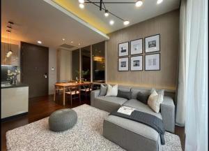 For RentCondoSukhumvit, Asoke, Thonglor : ++ Quick rent ++ Corner room Quattro by Sansiri - BTS Thonglor ** 2 bedrooms 83 sq.m., beautiful room, ready to move in !!