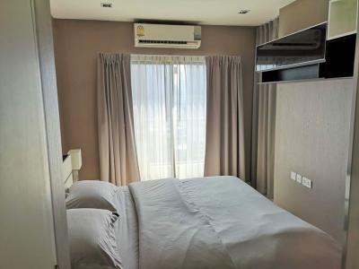 ขายคอนโดพระราม 9 เพชรบุรีตัดใหม่ : ++ขายด่วน++ **ห้องวิวโล่ง <<< Ideo Mobi Rama 9 คอนโดใกล้ MRT พระราม 9 แต่งครบ 2 ห้องนอน 54.07 ตร.ม.