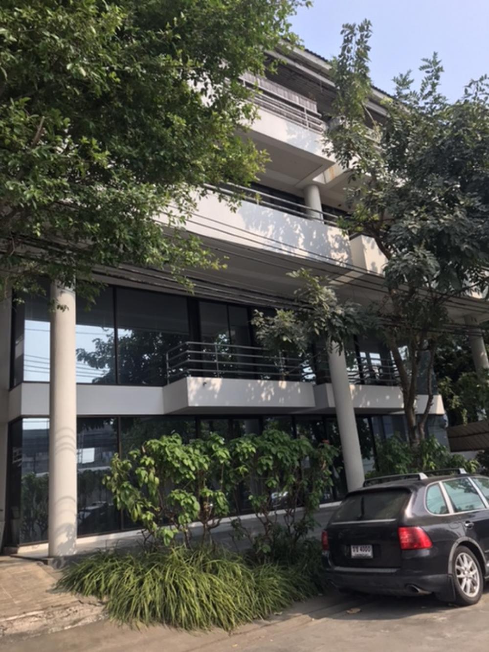 ขายโฮมออฟฟิศพัฒนาการ ศรีนครินทร์ : Home Office for sale near MRTขายโฮมออฟฟิตใกล้สถานี MRT