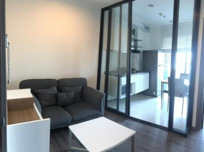 For RentCondoOnnut, Udomsuk : For rent The Base Park West1 bed 30 sqm. 14,000 bahtNearly BTS onnut