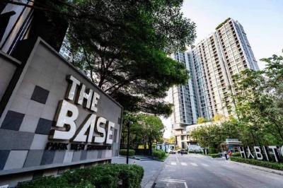 เช่าคอนโดอ่อนนุช อุดมสุข : The Base Park West