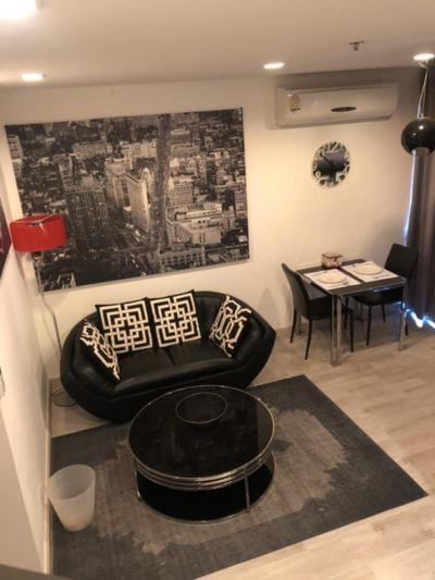 For RentCondoOnnut, Udomsuk : For rent, Ideo Mobi Onnut, only 27,000 duplex, 2 bedrooms, 1 bathroom, near BTS Onnut