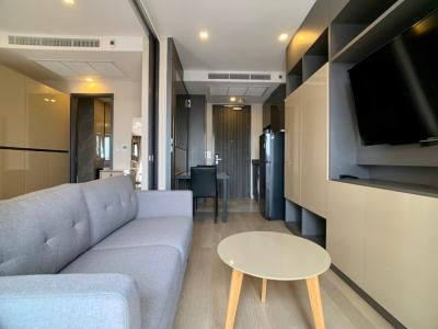For RentCondoSilom, Saladaeng, Bangrak : Ashton Asoke 1 Bedroom for rent fully furnished near Asoke -Sukhumvit