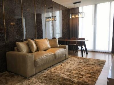 For RentCondoSukhumvit, Asoke, Thonglor : AE0006 Park 24 for rent, near Emporium, Building B, 10th floor, area 52.05 square meters, 2 bedrooms, 1 bathroom.