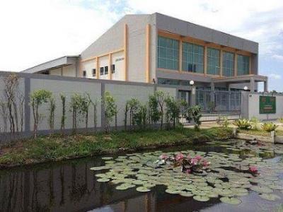 เช่าโรงงานสำโรง สมุทรปราการ : ขาย ให้เช่า โรงงาน 3 ไร่ โรงงานสำเร็จรูปพร้อมสำนักงานสร้างใหม่ บนทำเลทอง บางนา กม.23