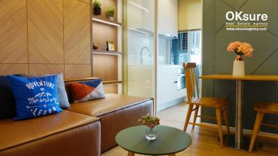 For RentCondoLadprao, Central Ladprao : Condo for Rent The Saint Residences, Nearby BTS Morchit,Chatuchak Weekend Market