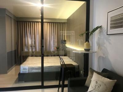 เช่าคอนโดพระราม 9 เพชรบุรีตัดใหม่ : For Rent Life Asoke (30 sqm.)