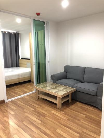 เช่าคอนโดอ่อนนุช อุดมสุข : M2073-ให้เช่าคอนโด รีเจนท์โฮม สุขุมวิท81 28ตรม.ชั้น4 ตึกB 1ห้องนอน 1ห้องน้ำ+เครื่องซักผ้า@10000