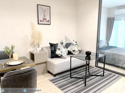 For RentCondoWongwianyai, Charoennakor : 0250-B😊 For RENT ให้เช่า 1 ห้องนอน 🚄ใกล้ BTS วงเวียนใหญ่ 🏢 ไอดีโอ สาทร-วงเวียนใหญ่ Ideo Sathorn-Wongwian Yai🔔พื้นที่:36.00ตร.ม. 💲ราคาเช่า:20,000.-บาท 📞นัดชมห้อง:099-5919653 ✅LineID: @sureresidence