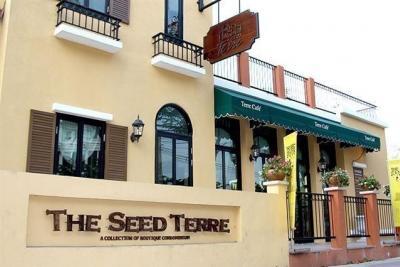 For SaleCondoKasetsart, Ratchayothin : Condominium For Sale The Seed Terre Ratchayothin Near BTS Ratchayothin Phahonyothin 33, 35 Chatuchak, Bangkok