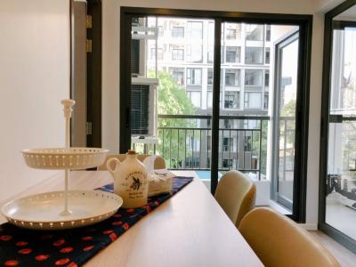 เช่าคอนโดอ่อนนุช อุดมสุข : For Rent !!! The Nest สุขุมวิท 64 เฟอร์ครบ 2 นอน ตึกA ราคาพิเศษ