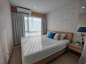 For RentCondoOnnut, Udomsuk : For rent REGENT HOME Sukhumvit 81, fully furnished, washing machine, 11,000 baht only