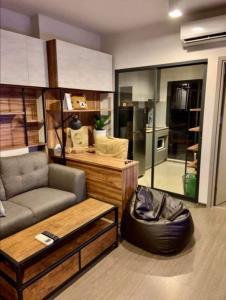 For RentCondoOnnut, Udomsuk : TC0265 For rent Ideo Mobi Sukhumvit 93, size 27 sq.m., 17th floor, BTS Bang Chak