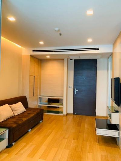 For RentCondoRama9, RCA, Petchaburi : Condo For Rent @ The Address Asoke Closed To MRT Phetchaburi 1 Br. 46 Sqm. 25,000 Baht / Month