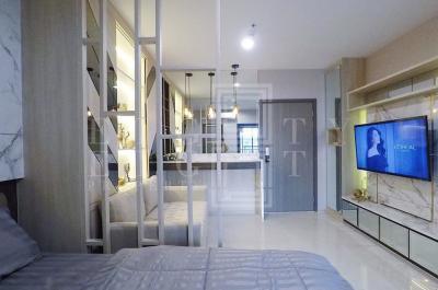 เช่าคอนโดท่าพระ ตลาดพลู : For Rent Ideo Thapra Interchange (28.5 sqm.)