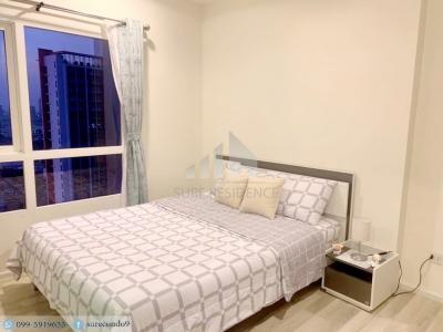 For SaleCondoSathorn, Narathiwat : 😍 For SELL 1 Bedroom 🚄near BTS Surasak, just 4 minutes 🏢 The Key  Sathorn-Charoenrat Project