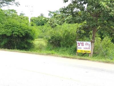 For SaleLandSa Kaeo : Land for sale 5 Rai 2 Ngan Bypass Road, Aranyaprathet Special Economic Zone, Sa Kaeo