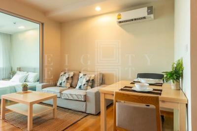 เช่าคอนโดลาดพร้าว เซ็นทรัลลาดพร้าว : For Rent Abstracts Phahonyothin Park (40 sqm.)