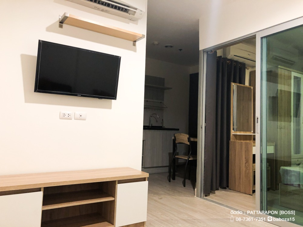 For RentCondoChengwatana, Muangthong : Condo for rent: Aspire Ngamwongwan ready to move in!