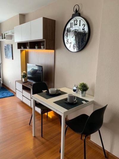 เช่าคอนโดลาดกระบัง สุวรรณภูมิ : ให้เช่าห้องคอนโด AIRLINK ราคาถูกมากๆๆ 1 BED 32 ตารางเมตร อาคาร 2 ชั้น 7