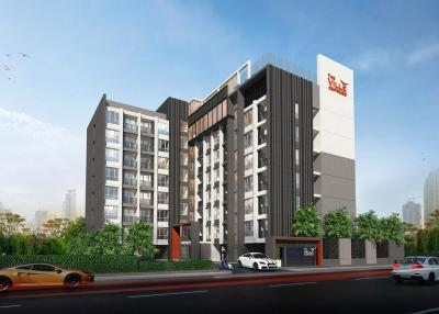 Sale DownCondoKasetsart, Ratchayothin : Sell down payment, the ville express, The Ville Express Condominium, near BTS Senanikhom, about 80 meters