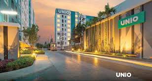 For SaleCondoPinklao, Charansanitwong : For sale, UNIO Charan 3 Condo, Chario 3 near Tha Phra MRT. Cheap price.