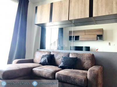 For RentCondoSathorn, Narathiwat : 😊 For RENT 2 bedroom 🚄near BTS Chong Nonsi  🏢 Supalai Lite Ratchada-Narathiwat-Sathorn Project