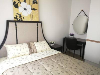 For RentCondoSukhumvit, Asoke, Thonglor : The Nest 22 (1 Bed 29 Sqm) @MRT Queen Sirikit 18,000 THB
