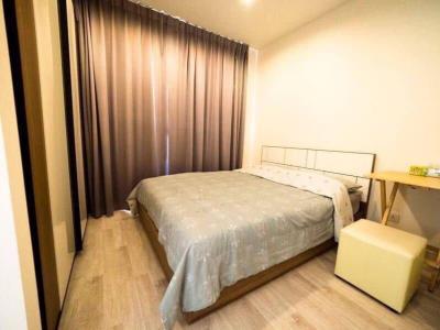 For RentCondoOnnut, Udomsuk : Condo for rent Ideo Mobi Sukhumvit 81, 22 sq.m., 7th floor, BTS Onnut
