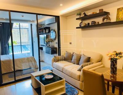 For RentCondoSukhumvit, Asoke, Thonglor : For Rent 168 Sukhumvit 36 (30 sqm.)