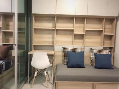 For RentCondoRamkhamhaeng, Hua Mak : Great value !! With Plum ramkhamhang 60 interchange, fully furnished, ready to move in !!
