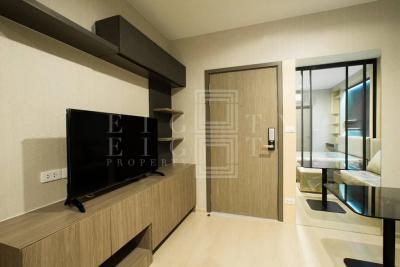 เช่าคอนโดท่าพระ ตลาดพลู : For Rent Ideo Thapra Interchange (28 sqm.)