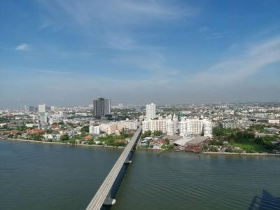 For SaleCondoBang Sue, Wong Sawang : Quick sale 333 Riverside 2 bedroom river view