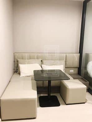 เช่าคอนโดท่าพระ ตลาดพลู : For Rent Ideo Thapra Interchange (30 sqm.)
