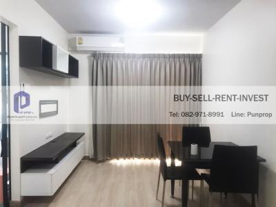 For RentCondoKasetsart, Ratchayothin : Condo for rent @ Supalai City Resort, Ratchayothin-Phahonyothin 32, 2nd floor, 1 bedroom corner, 15,000 baht / month