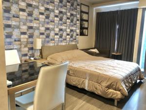 For RentCondoOnnut, Udomsuk : For rent Ideo Sukhumvit 93 20fl. 9,000 THB BTS Bangchak