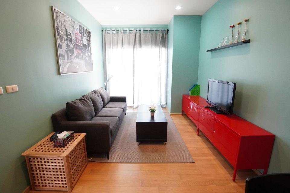 เช่าคอนโดสุขุมวิท อโศก ทองหล่อ : ถูกมากเเละห้องสวยมาก!!!ให้เช่า Noble Reveal   Size 48 sqm(1bedroom/1bathroom) fully furnished, ในราคา 30,000 บาท/เดือน