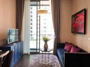 For RentCondoRatchathewi,Phayathai : Urgent Rent, The LINE Ratchathewi ** 1 bedroom 34.25 sq.m., beautifully decorated in a minimalistic style.