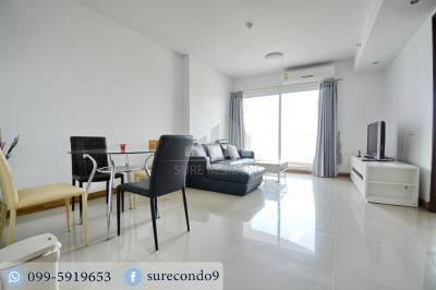 For RentCondoWongwianyai, Charoennakor : 0292-A😊 For rent 2 bedroom river view, 🚄 near BTS Krung Thon Buri, just 6 minutes 🏢 Supalai River Resort Project