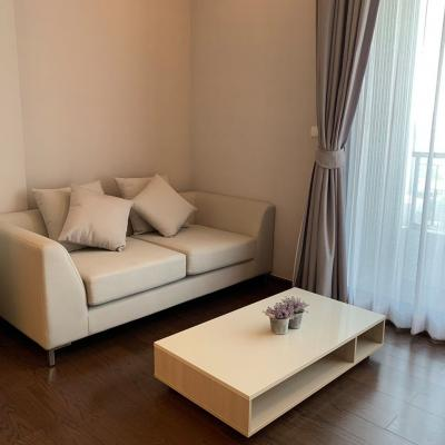 For RentCondoRama9, RCA, Petchaburi : A0572 ++ RENT ++ Q asoke (Q Asoke), 1 bedroom, 38 sq.m., 27th floor, Ready to move in * MRT Phetchaburi Station / Airport Rail link Makkasan