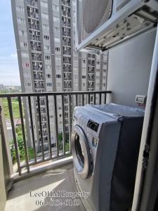 For RentCondoRattanathibet, Sanambinna : Rental Corner Manor Sanambinnam * There is a washing machine * Ready to move in