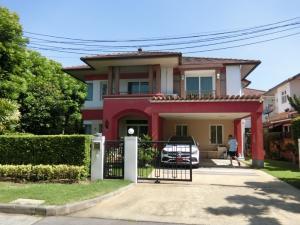 For SaleHouseBang Sue, Wong Sawang, Tao Pun : House for sale Setthasiri Prachachuen, opposite M.B.